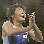伊調馨レスリング金メダル