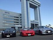 フェラーリを楽しむ会 in 川崎