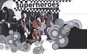 □-- Superheroes --□
