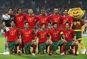 EURO2008 ポルトガル優勝