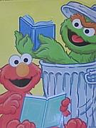 エルオス【Elmo×Oscar】