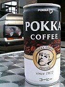 ポッカの顔缶が好き