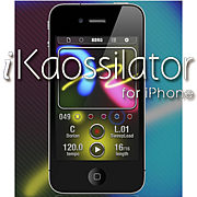 iKaossilator for iPhone