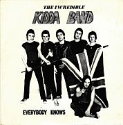 The incredible KiDDA BAND