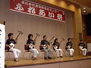 津軽三味線連奏集団 響 絃