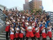 2007年度 中京大学「晴地舞」