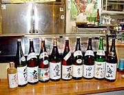 居酒屋大喜 成田の美味しい酒所