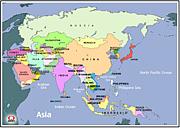 アジア周遊の旅