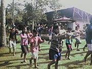太宰府中インドネシア体操経験者
