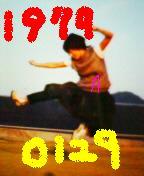 1979年1月29日生!