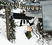 スキー場で居候アルバイト