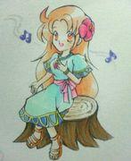 歌姫マリンちゃん♪