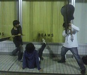 BEAMS前
