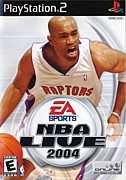 チーム寺尾(NBA LIVE2004)