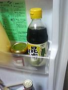 ☆冷蔵庫にポン酢常備☆