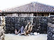 竹富島 通事家(みむじいの家)