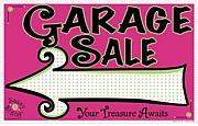 Temple Girls' Garage Sale