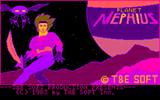 惑星メフィウス