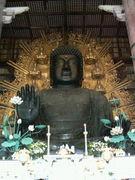 奈良の大仏サン