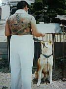 日本伝統芸術 刺青(和彫り)