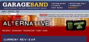GarageBand.com/ガレージバンド
