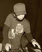 DJ 長谷川潤