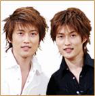 双子の画家・岡本兄弟のページ