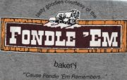 FONDLE'EM RECORDS