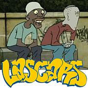 les lascars/Le Cartoon HipHop