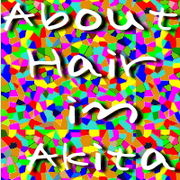 About Hair in Akita