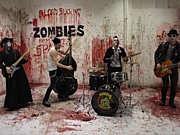 Bloodsucking Zombies