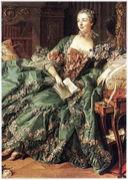 【 Madame de Pompadour 】