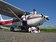 日本航空大学校  操縦科