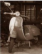 かわいかバイクでGo~♪