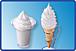 スガキヤのソフトクリーム