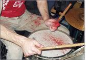 ドラムにぶちのめされたい