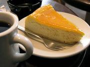 チーズケーキとコーヒーの会