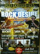 Rock Desire13th