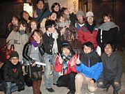 青島日本人留学生会