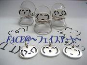 FACE ART 顔文字 アクセサリー
