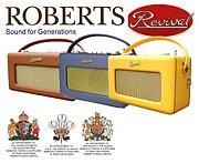 ロバーツ社のラジオに憧れる!!