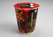 蒙古タンメン中本のカップ麺