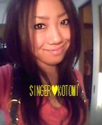 SINGER、、KOTOMI