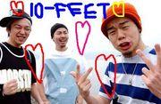 10-FEET@中国