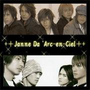 ++Janne Da 'Arc-en-Ciel++