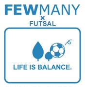 FEWMANY×FUTSAL