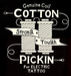 Cotton Pickin' tattoo
