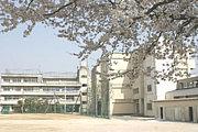柏市立西原中学校 S55年〜56年