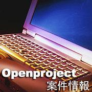 オープンプロジェクト 案件情報