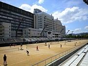★広島市中央庭球場★